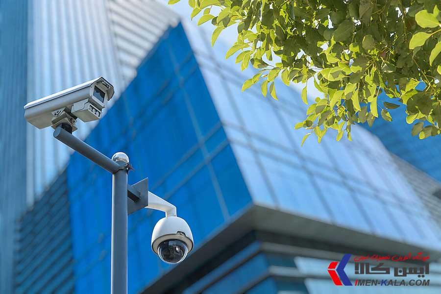 نصب دوربین مداربسته با اهداف نظارتی
