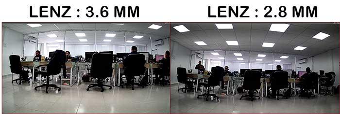 فاصله کانونی ثابت یا لنز ثابت
