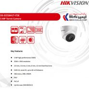 قیمت دوربین مداربسته هایک ویژن مدل DS-2CE56H1T-IT3E پنج مگاپیکسل